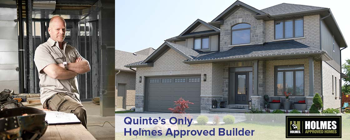 Duvanco is the Bay of Quinte Region's only Homes Approved Home builder